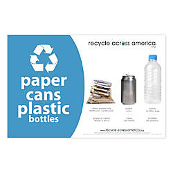 Recycle Across America Paper PCP 5585