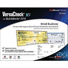 VersaCheck X9 2018 For QuickBooks 3
