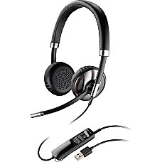 Plantronics Blackwire C720 Headset Stereo USB