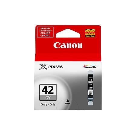 Canon ChromaLife 100+ CLI-42 Ink Tank, Gray