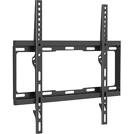 """Manhattan Universal Flat-Panel TV Low-Profile Wall Mount - Supports One 32""""-55"""" Display up to 88 lbs"""