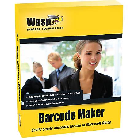Barcode Maker - Box pack - 1 PC - CD - Win