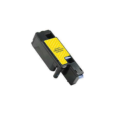 Clover Technologies Group 201093 (Dell™ 593-BBJW / 3581G / MWR7R) Remanufactured Yellow Toner Cartridge