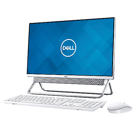 "Dell™ Inspiron AIO 5490 All-In-One PC, 23.8"" Touch Screen, Intel® Core™ i5, 8GB Memory, 512GB Solid State Drive, Windows® 10"