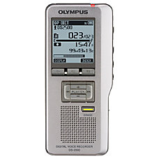 Olympus DS 2500 2GB Digital Voice