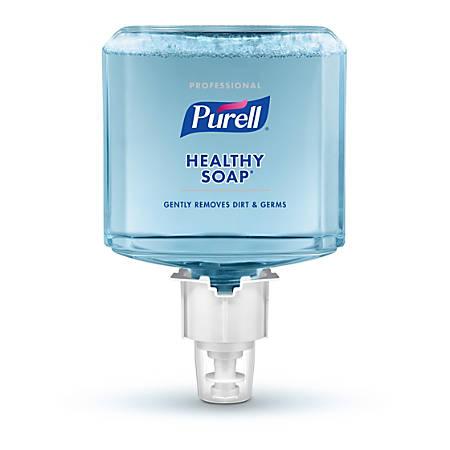 Purell® Professional HEALTHY SOAP® Fresh Scent Foam Hand Soap Refill, ES4, 40.58 Oz