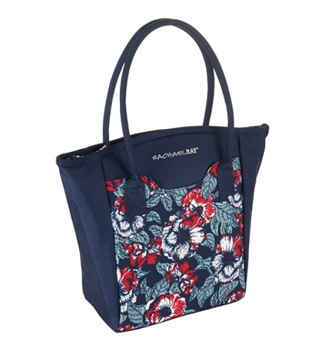 d2b88e04f35d Rachael Ray Milan Insulated Lunch Tote, Navy Item # 379362