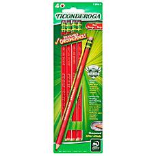 Ticonderoga Erasable Checking Pencils 26 mm