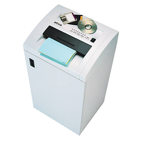 Ativa™ 7-Sheet High-Security Shredder, V270HS BNDL