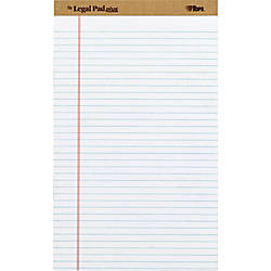 TOPS Legal Pad Ruled Perforated Pads