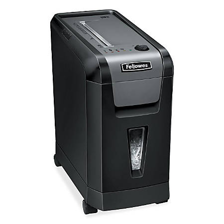 Fellowes® Powershred® Jam Blocker™ PS-69Cb 10-Sheet Cross-Cut Shredder