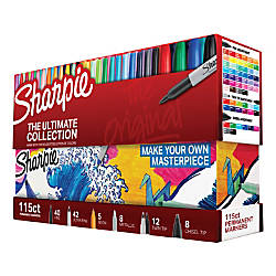 Sharpie Ultimate Pack Assorted Colored Pack