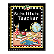 Teacher Created Resources Mary Engelbreit Substitute