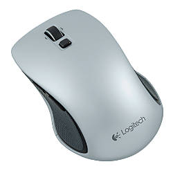 Logitech M560 Wireless Mouse Light Steel