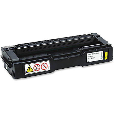 Ricoh SP C310A Yellow Toner Cartridge