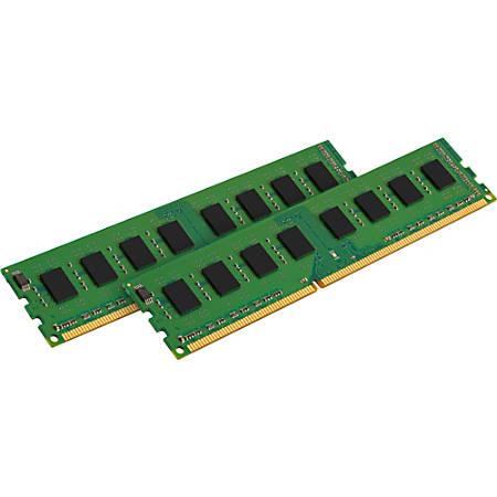 Kingston Value-Ram 8GB DDR3 SDRAM Memory Module