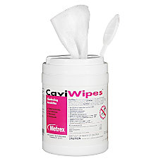 Unimed Metrex Caviwipes White Box Of