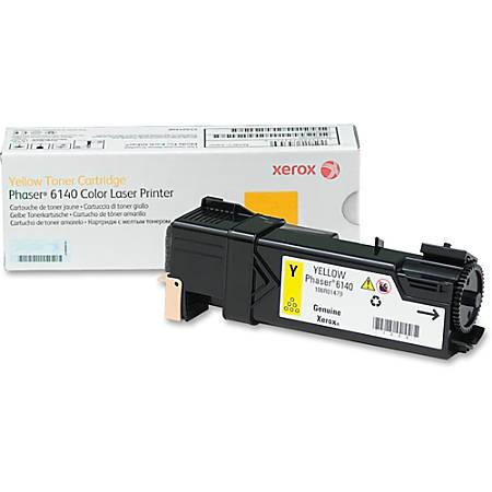 Xerox® LaserJet XER106R01479 Yellow Toner Cartridge