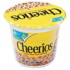 Cheerios Cereal In A Cup 13