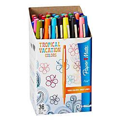 Paper Mate Porous Point Pens Medium