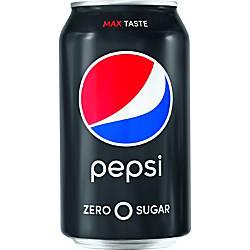 Pepsi Max Pepsico Zero Calorie Cola