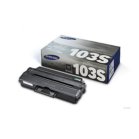 Samsung MLT-D103S Black Toner Cartridge