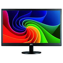 AOC E970SWN 185 LED LCD Monitor