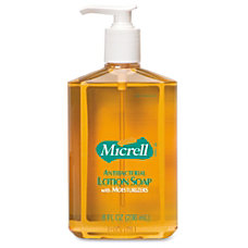 Micrell Antibacterial Lotion Soap 8 fl