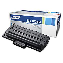 Samsung SCX D4200A Toner Cartridge Laser