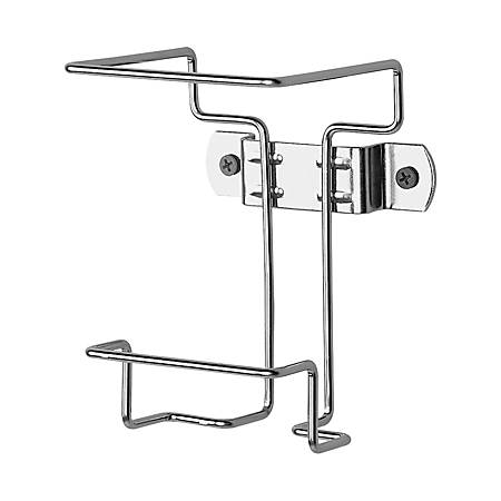 Unimed Coated Nonlocking Wall/Cart Bracket, 0.25 Gallon