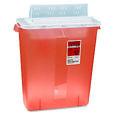 Unimed Kendall Sharps Container With Always