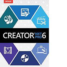 Roxio Creator NXT 6 Pro