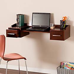 Southern Enterprises Bingham Wall Mount Desk