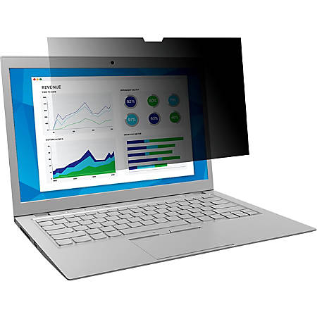"3M™ Privacy Filter for 13.3"" Standard Laptop - For 13.3""Notebook"