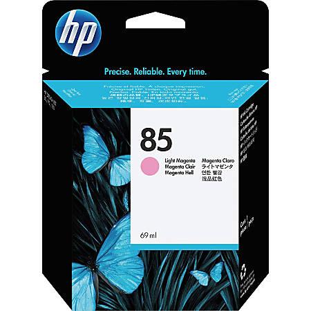 HP 85, Light Magenta Ink Cartridge (C9429A)