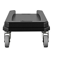 Suncast Commercial Slim Trash Can Dolly