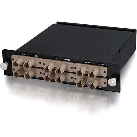 C2G Q-Series 12-Strand MTP-ST Multimode 62.5/125 Module