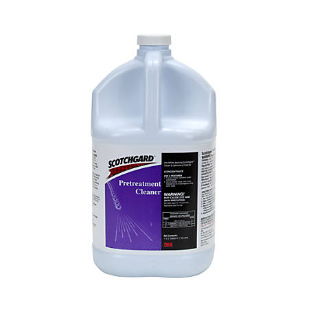 Scotchgard™ Pretreatment Cleaner Concentrate, 1 Gallon