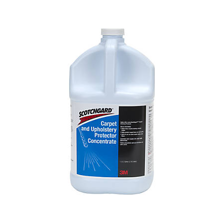 Scotchgard™ Carpet And Upholstery Protector Concentrate, 1 Gallon