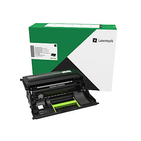 Lexmark™ 58D0Z00 Return Program Black Imaging Unit