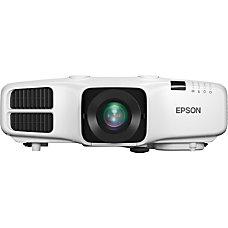 Epson PowerLite 4650 LCD Projector 720p