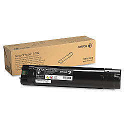 Xerox 106R01510 High Yield Black Toner