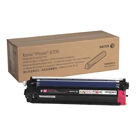 XEROX 108R00972 Imaging Unit 50,000 Page-Yield Magenta