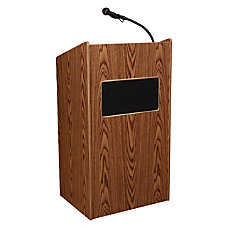 Oklahoma Sound The Aristocrat Sound Lectern