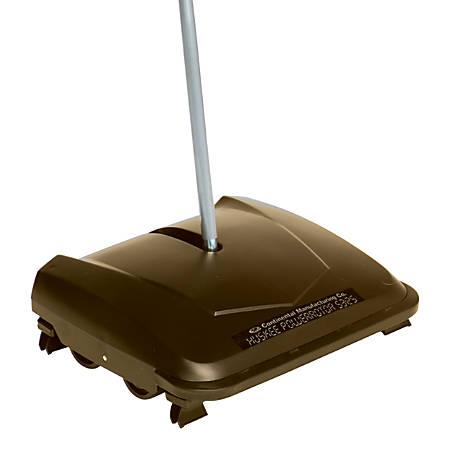 "Huskee Powerrotor Floor/Carpet Sweeper, 9 1/2"""