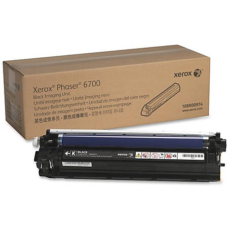 XEROX 108R00974 Imaging Unit 50,000 Page-Yield Black
