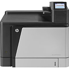 HP LaserJet Color Laser Printer M855DN