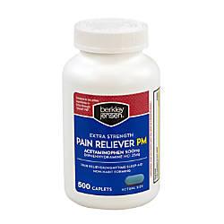 Berkley Jensen Extra Strength Pain Reliever
