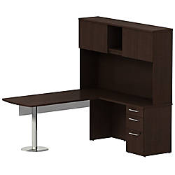Bush Business Furniture 300 Series L