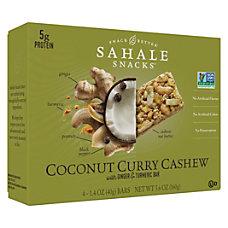 Sahale Snacks Coconut Curry Ginger Turmeric